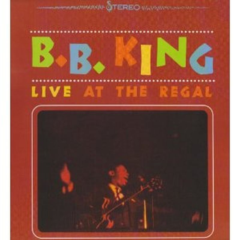 B.B. King - Live At The Regal - Vinyl