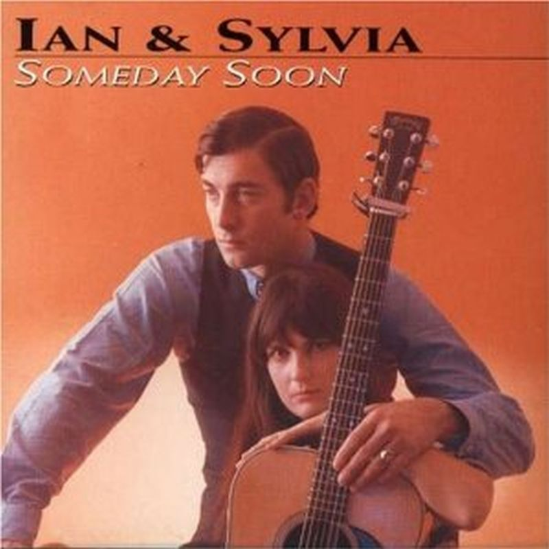 Ian & Sylvia - Someday Soon (bonus Track - Cd)