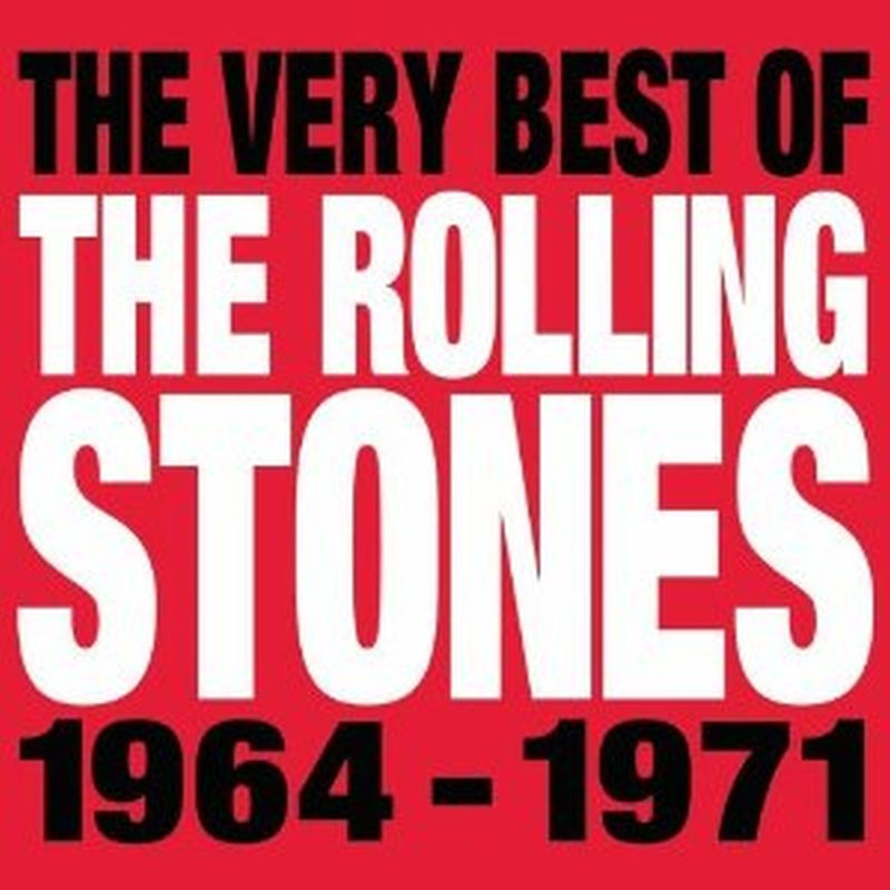 Rolling Stones - 1964-1971: The Very Best Of - Cd