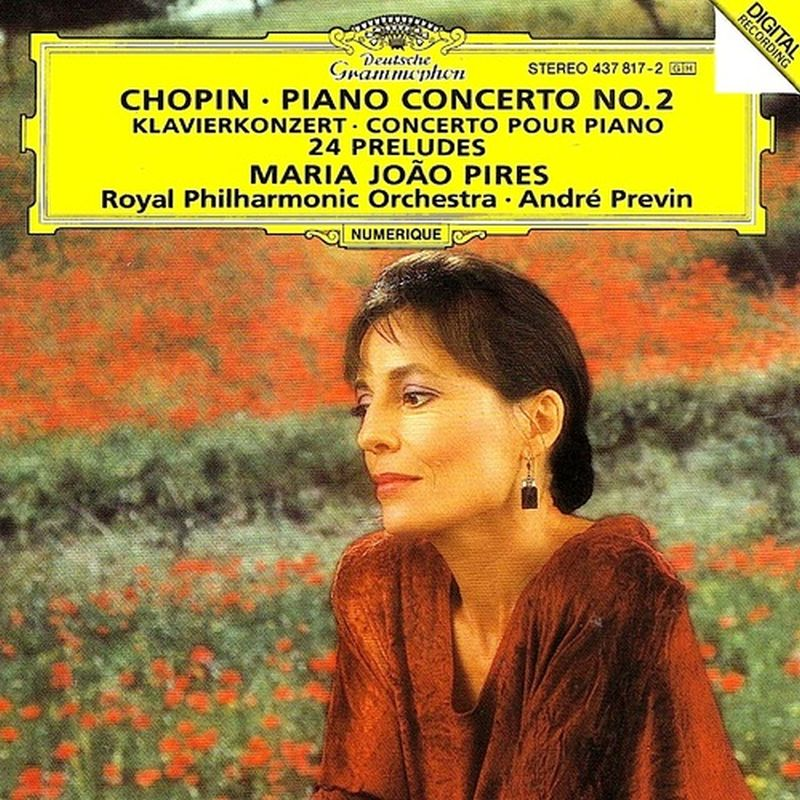 Andre Previn - Chopin: Piano Concerto No.2 - Cd