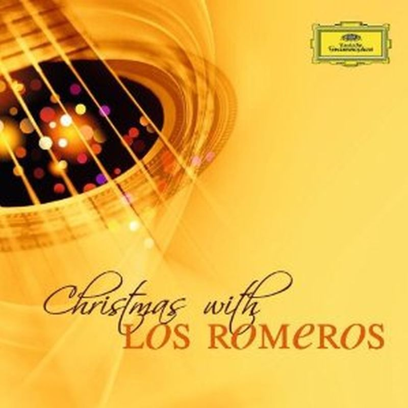 Los Romeros - Christmas With Los Romeros - Cd