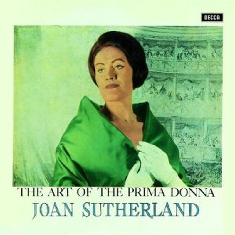 Joan Sutherland - Art Of The Prima Donna (limited Edition - 3 Cd Set)