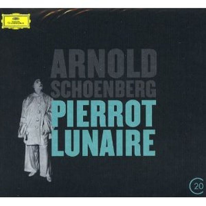 Arnold Schoenberg - Pierrot Lunaire - Cd