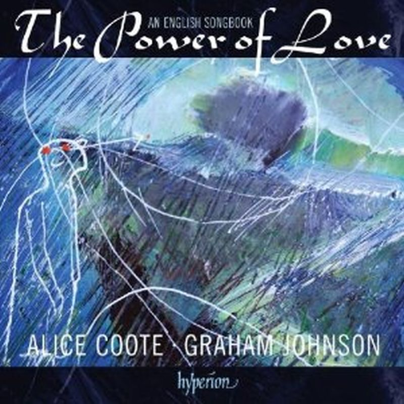 The Power Of Love An English Songbook