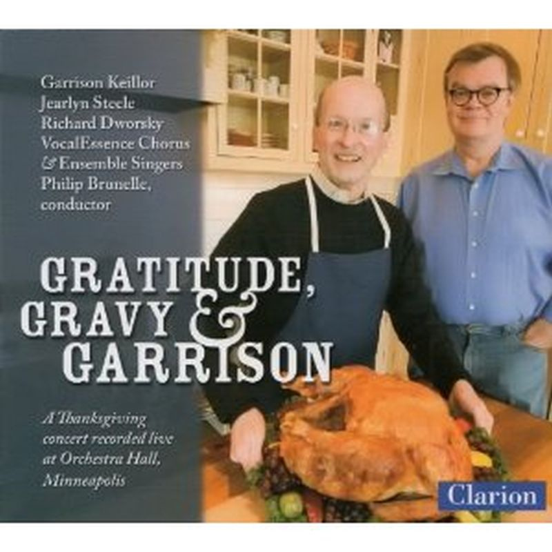 Gratitude, Gravy And Garrison