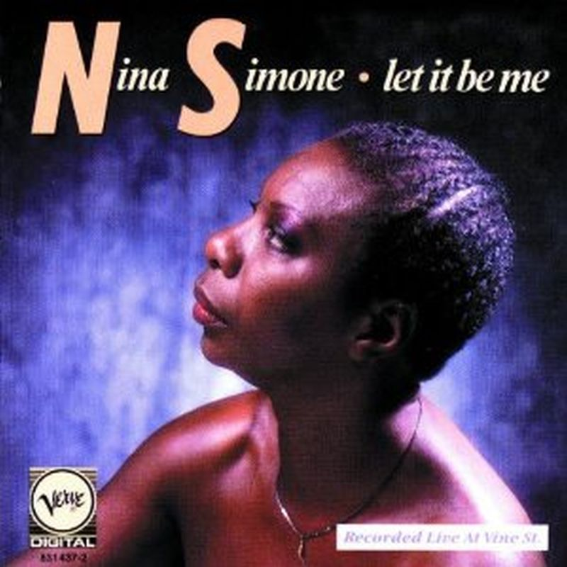 Let It Be Me - Cd - Nina Simone