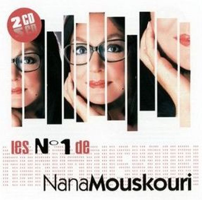 No 1's Of Nana Mouskouri