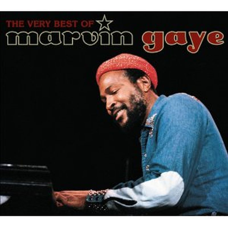 Marvin Gaye - Very Best Of - 2 Cd Set