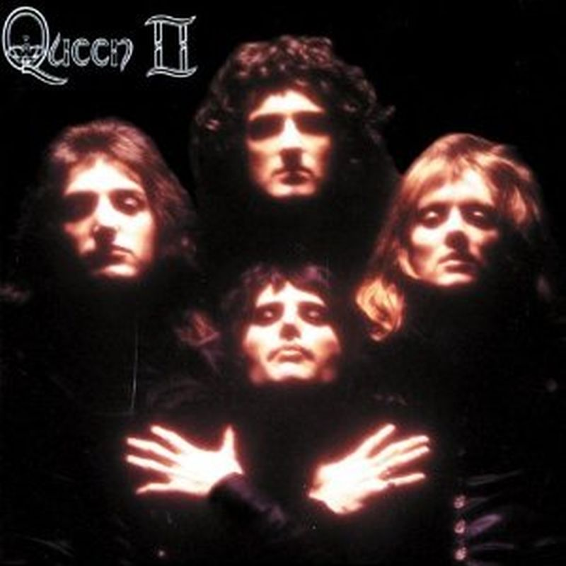 Queen - Queen Ii(dlx Ed/2011 Bob Ludwig Rm - 2cd)