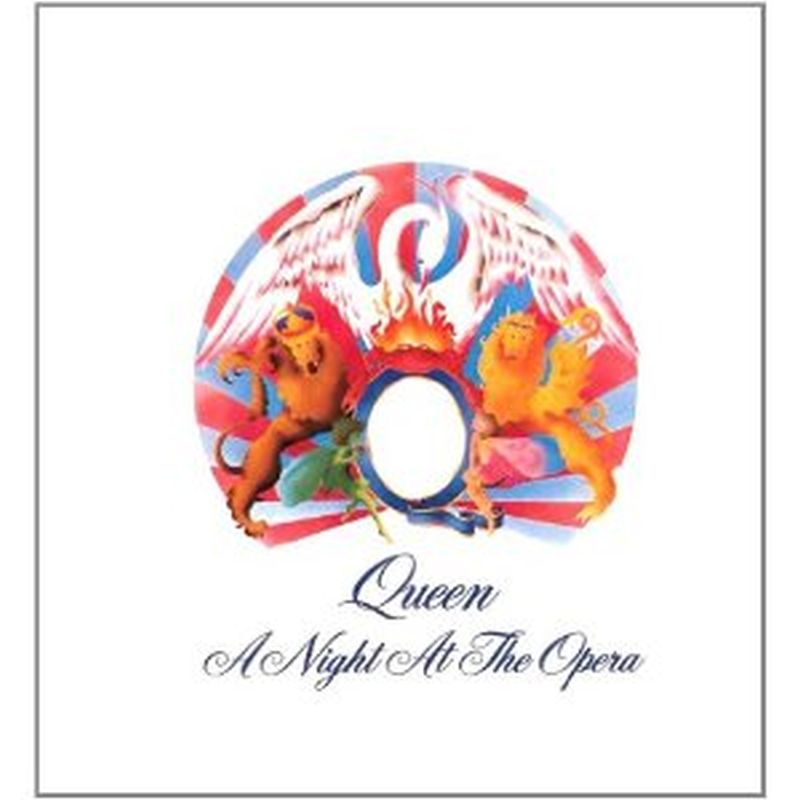 Queen - A Night At The Opera(2011 Bob Ludwig Rm - 2cd)