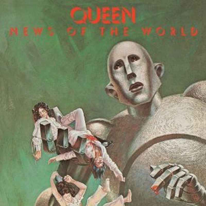 Queen - News Of The World(bob Ludwig Rm/bonus Ep - 2cd)