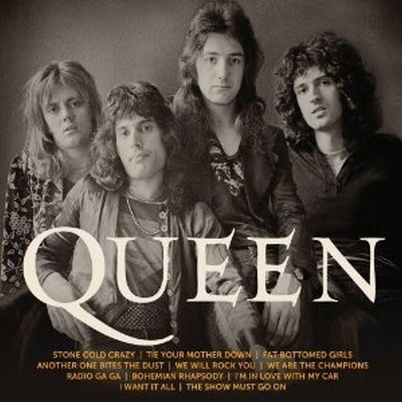 Queen - Icon: Greatest Hits - Cd