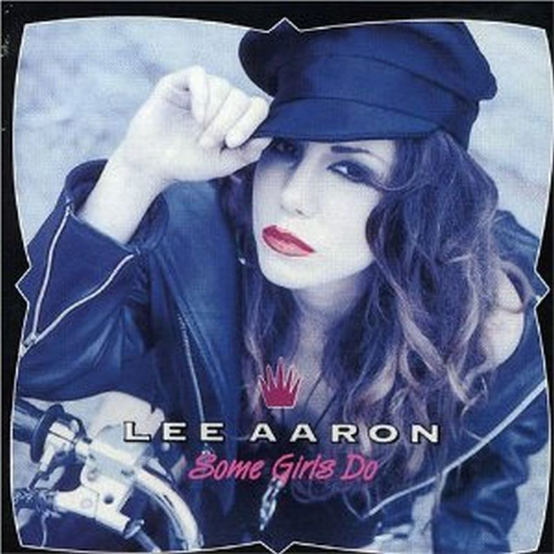 Lee Aaron - Some Girls Do - Cd