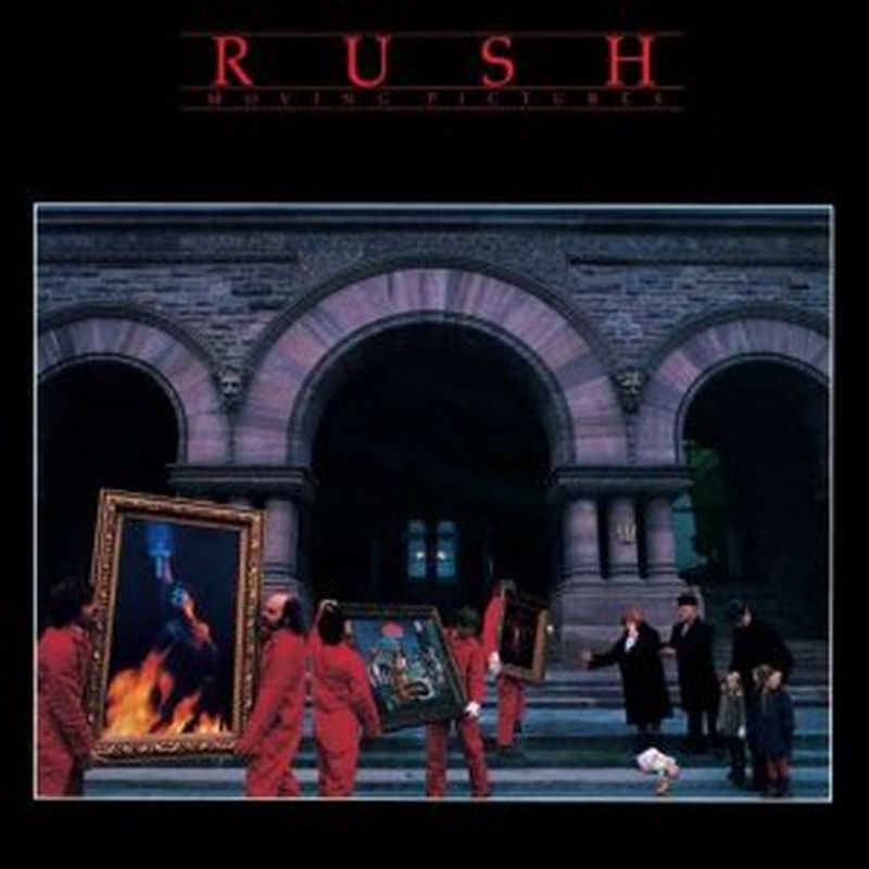 Rush - Moving Pictures(dlx Ed/digi - Cd+dvd)