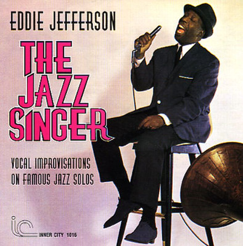 Eddie Jefferson - Jazz Singer - Cd