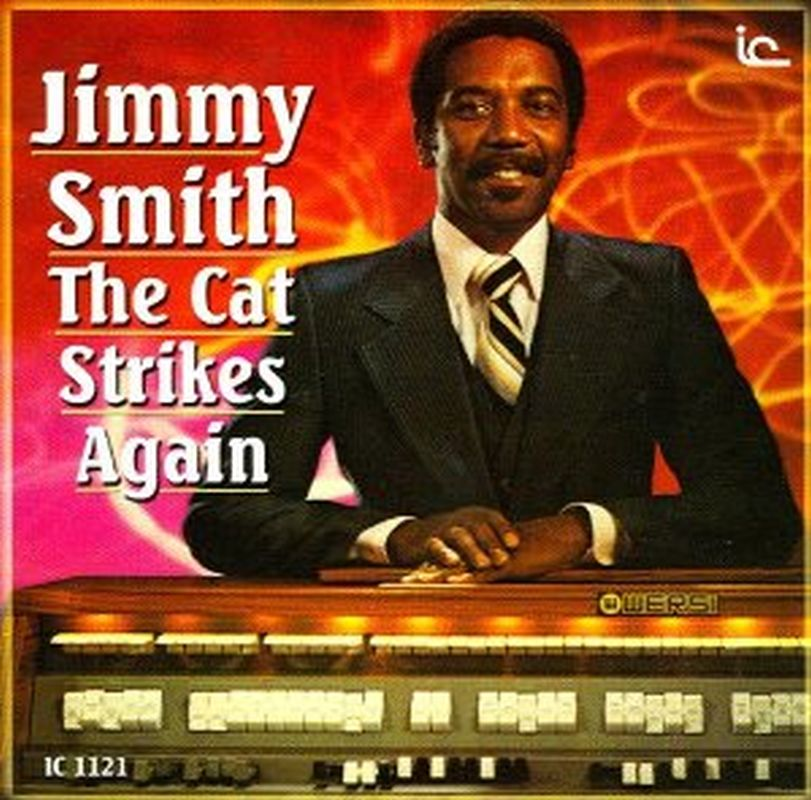 Jimmy Smith - Cat Strikes Again - Cd