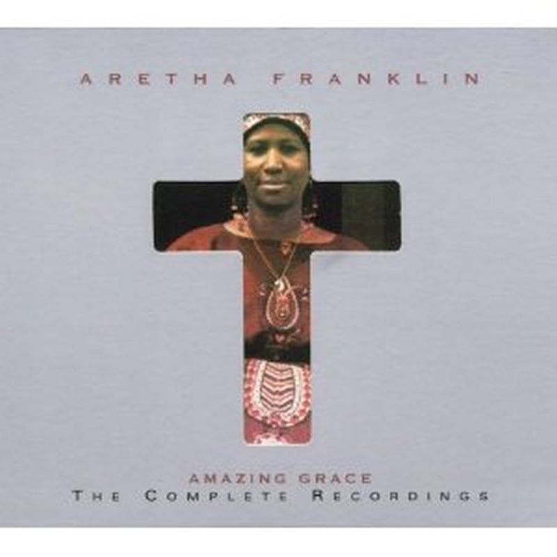Aretha Franklin - Amazing Grace: Complete Recordings - 2 Cd Set