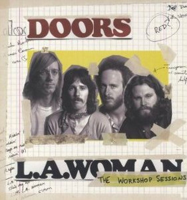 Doors - L.a. Woman: Workshop Sessions (180 Gram - 2 Vinyl Set)