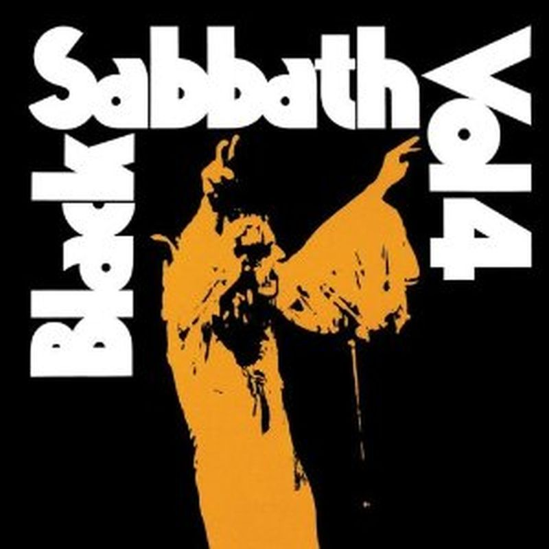 Black Sabbath - Black Sabbath Vol.4 (180g - Vinyl)