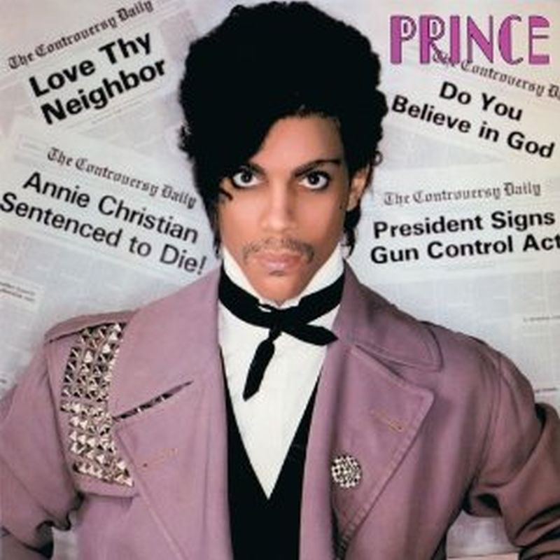 Prince - Controversy (ltd Ed 180 Gram/color Poster - Lp)