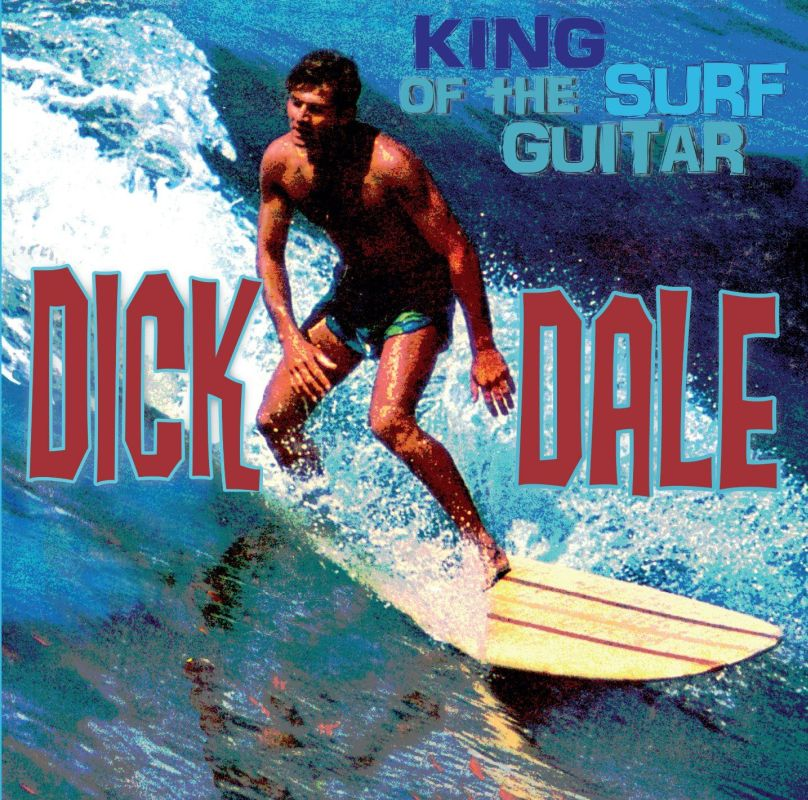 Dick Dale - King Of The Surf Guitar - Cd