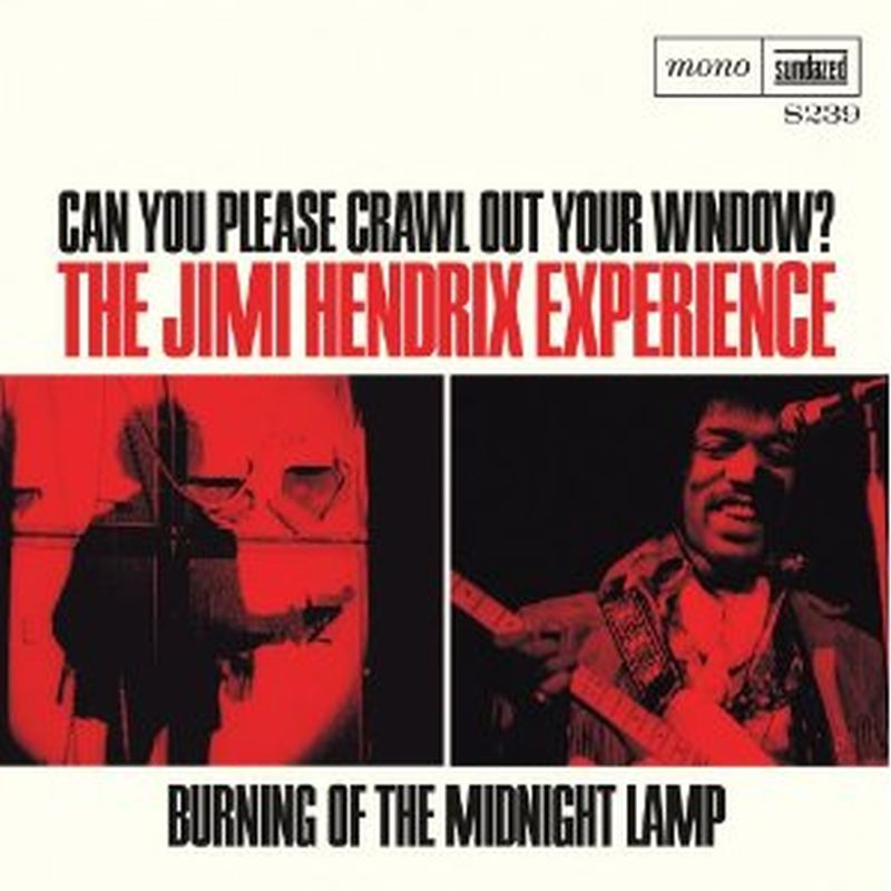 Jimi Hendrix Experience - Can You Please Crawl Out Your Window? (7 Inch - Vinyl)