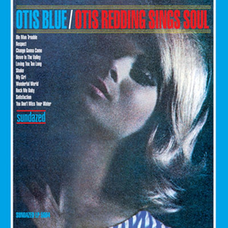 Otis Redding - Otis Blue/otis Reddings Sings Soul - Vinyl
