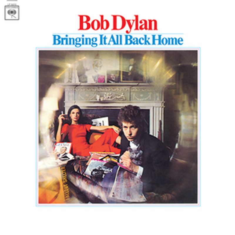 Bob Dylan - Bringing It All Back Home (mono/180 Gram/analog Mastering - Vinyl)