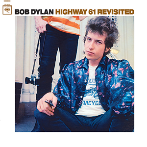 Bob Dylan - Highway 61 Revisited (mono - Vinyl)