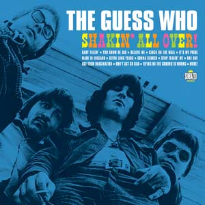 Guess Who - Shakin All Over (180 Gram - 2 Lp Set)