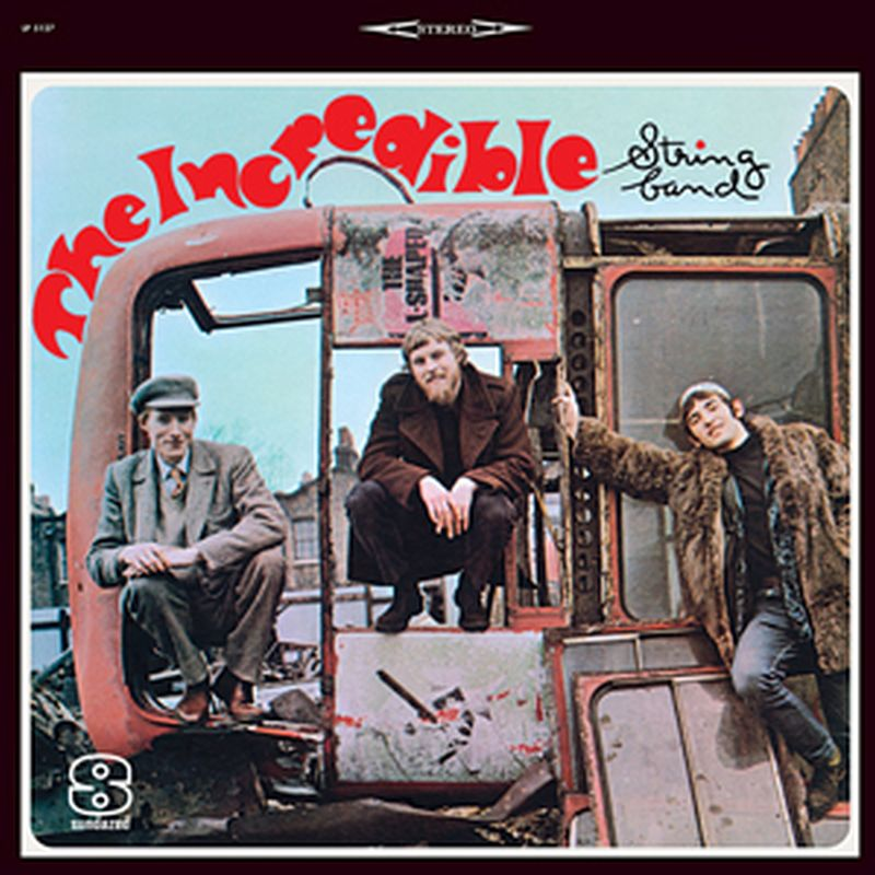 Incredible String Band - Incredible String Band - Vinyl