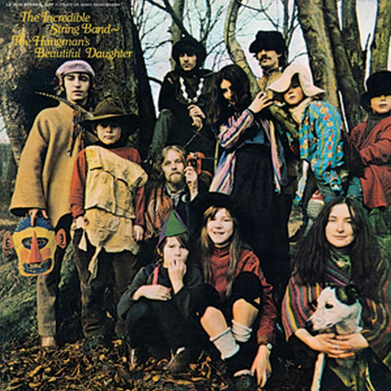 Incredible String Band - Hangman's Beautiful Daughter - Vinyl