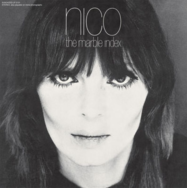 Nico - Marble Index - Vinyl