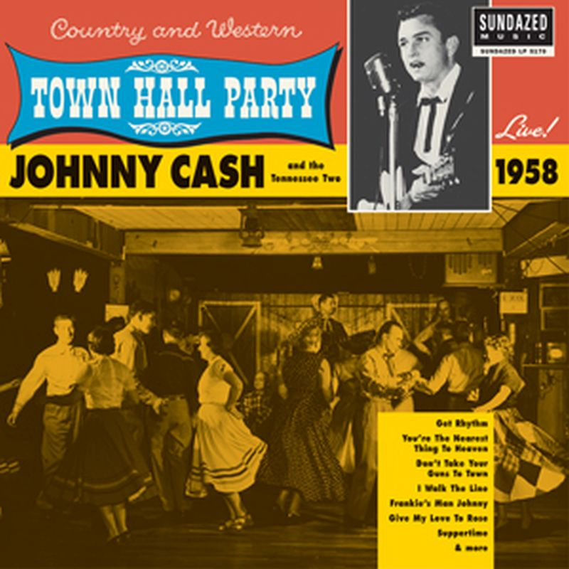 1958: Live At Town Hall Party