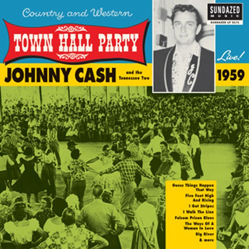 1959: Live At Town Hall Party