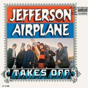 Jefferson Airplane - Takes Off (mono Edition - Vinyl)