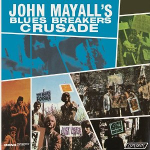 John Mayall's Blues Breakers - Crusade (mono - Lp)