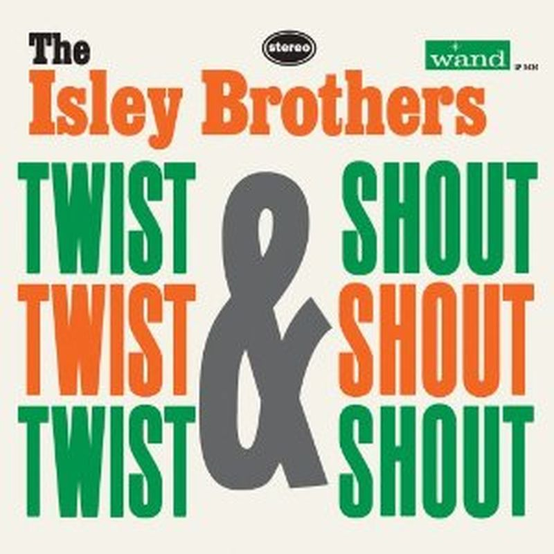 Isley Brothers - Twist And Shout - Vinyl