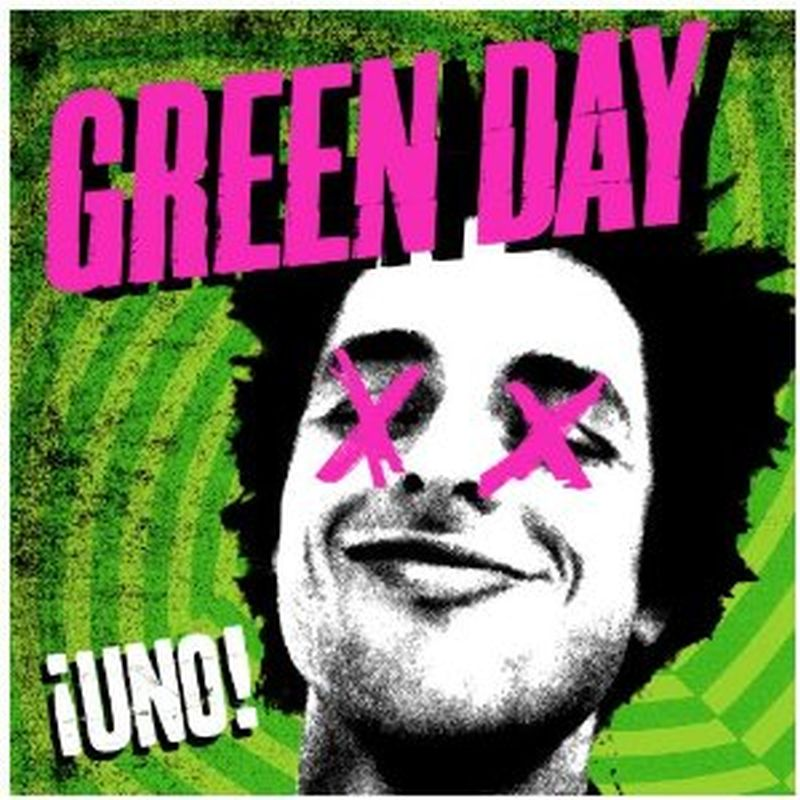 Green Day - Uno! [advisory] - Cd