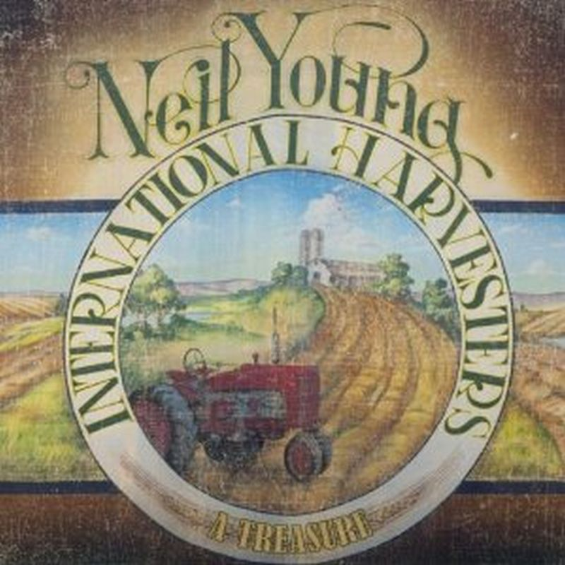 Neil Young - A Treasure: Live (w/download - 2 Lp Set)