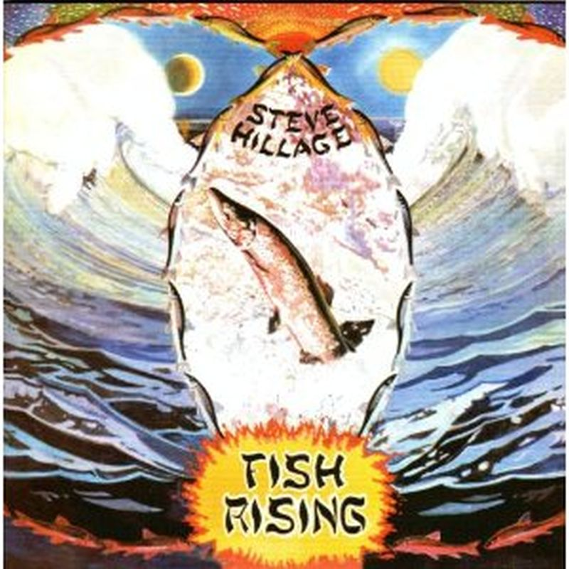 Steve Hillage - Fish Rising (remastered/bonus Tracks - Cd)