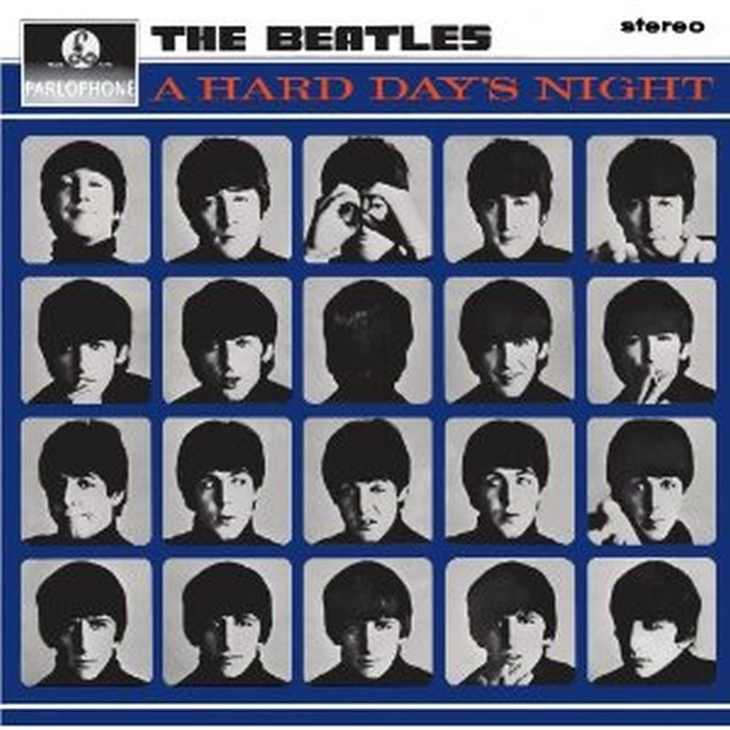 Beatles - A Hard Day's Night (remastered/180 Gram - Vinyl)
