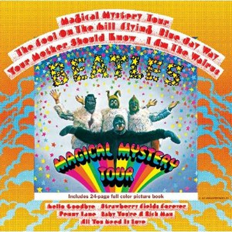 Beatles - Magical Mystery Tour (remastered/180 Gram/gatefold - Vinyl