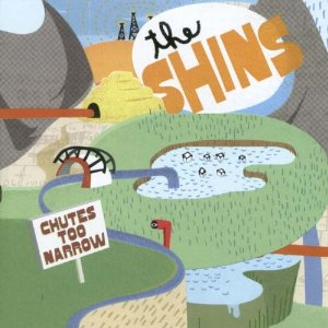 Shins - Chutes Too Narrow - Vinyl