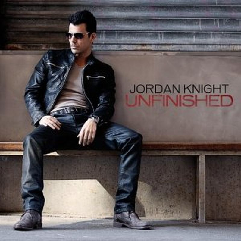 Jordan Knight - Unfinished - Cd
