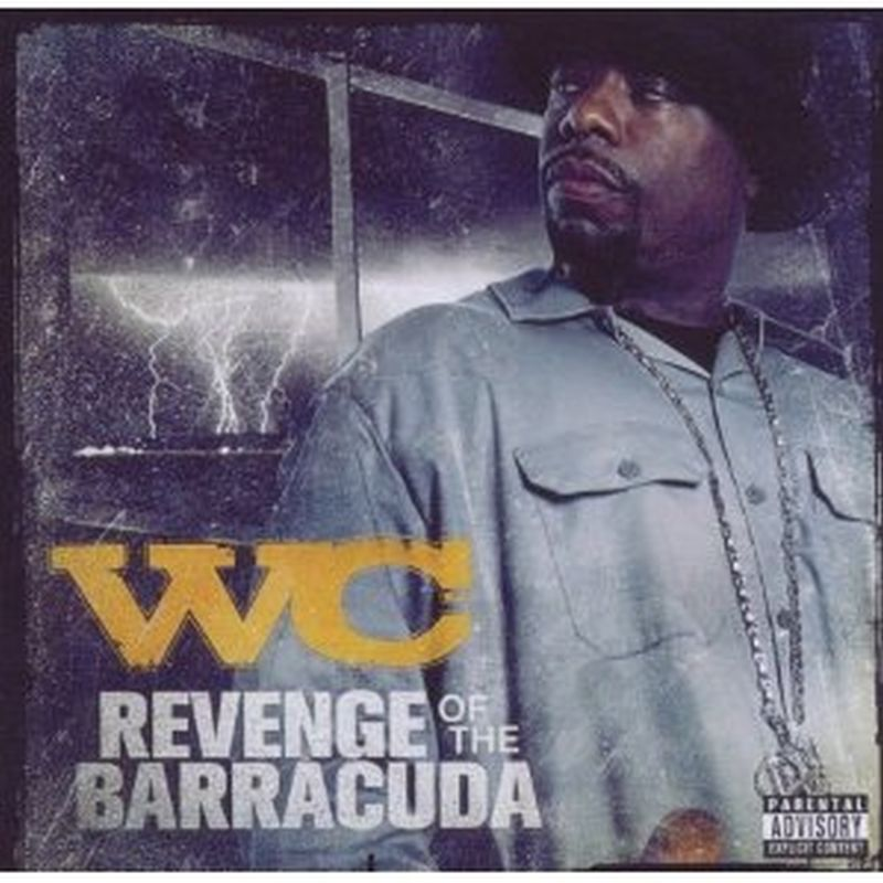 Wc - Revenge Of Barracuda(advisory - Cd)