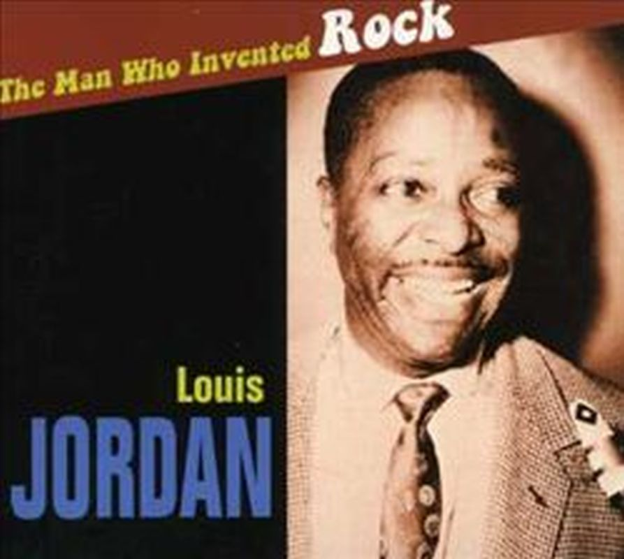 The Man Who Invented Rock
