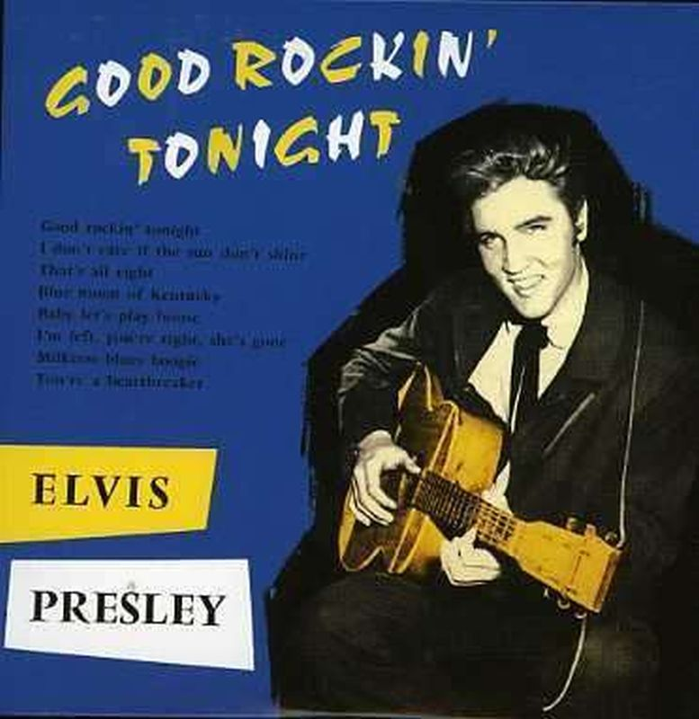 Elvis Presley - Good Rockin' Tonight - Cd