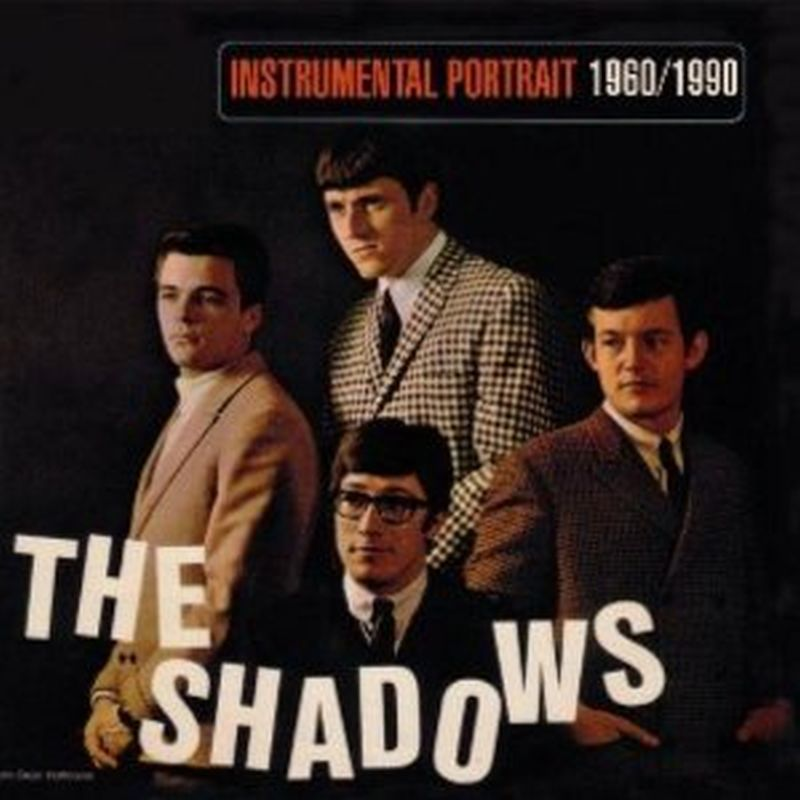 Shadows - 1960-1990: Instrumental Portrait - Cd