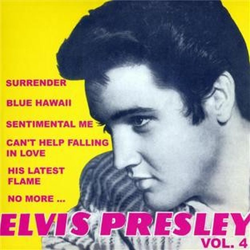 Elvis Presley - Vol.4 - Cd